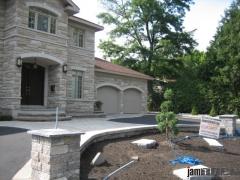 jamROCK Ltd - Ottawa Concrete Landscaping Project of the Year 2010
