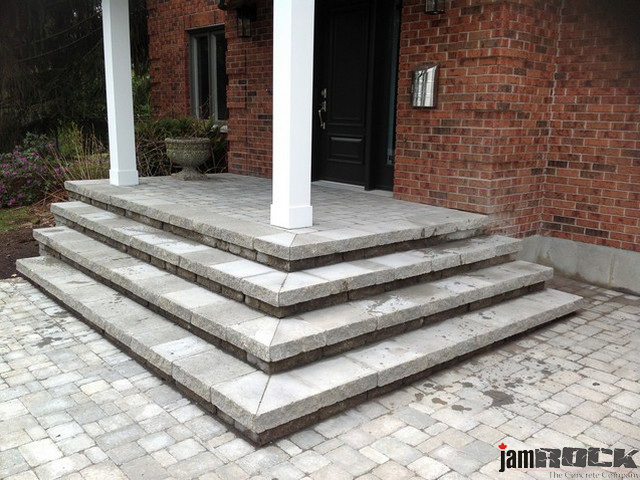 jamROCK Ltd - Interlock Steps