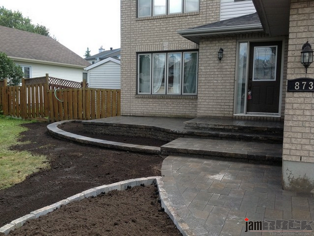 jamROCK Ltd - Interlock Walkways