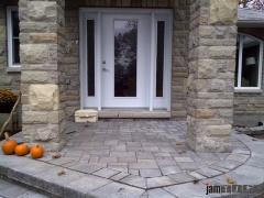jamROCK Ltd - Ottawa Concrete Landscaping Project of the Year 2011