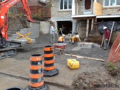 jamROCK Ltd - Ottawa Concrete Landscaping Project of the Year 2013