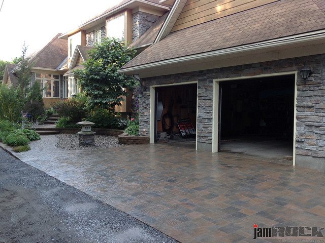 jamROCK Ltd - Interlock Driveways