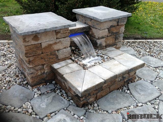 jamROCK Ltd - Interlock Fountains